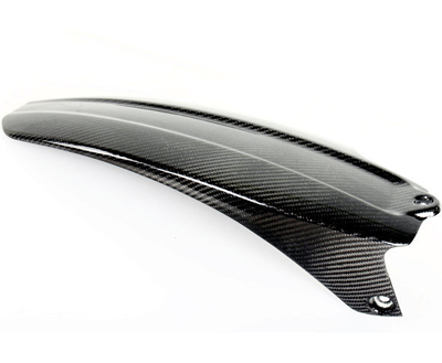 real carbon fiber mororbike parts
