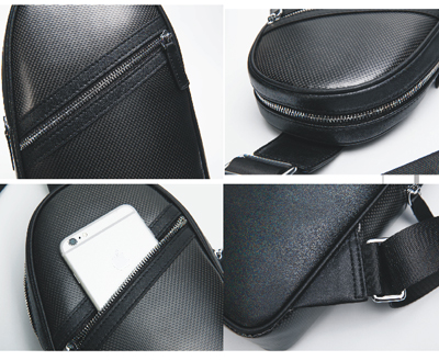 Good quality new design carbon fiber Bag