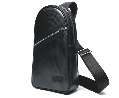 best quality fashionable Carbon fiber mobile Bag