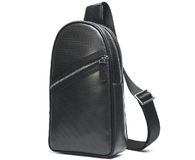 fashionable Carbon fiber mobile Bag