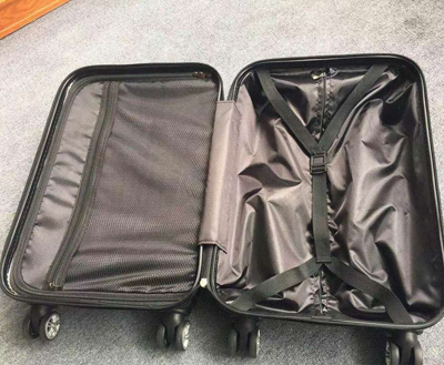best selling carbon fiber suitcase