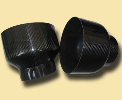 top quality carbon fiber Motorbike part
