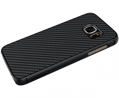 Carbon fiber cellphone cover