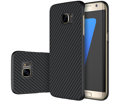 Kevlar fiber mobile phone case
