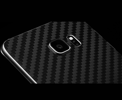 Luxury  Genuine Carbon Fiber Phone case