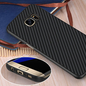 Luxury 100% Carbon Fiber Phone Case