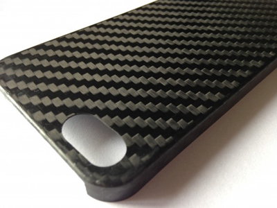 100% Full 3k Twill Real for Carbon Fiber Phone Case