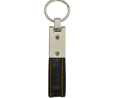 High Quality  Carbon Fiber Key Chain