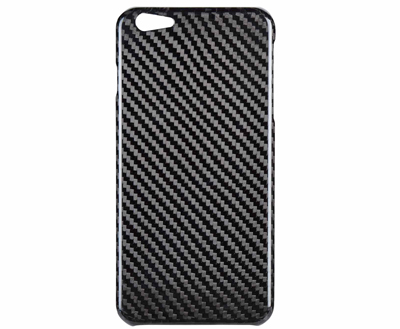 fashionable wholesale Carbon fiber mobile phone case
