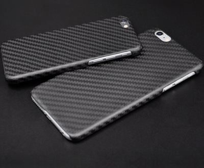 fashionable Carbon fiber mobile phone case