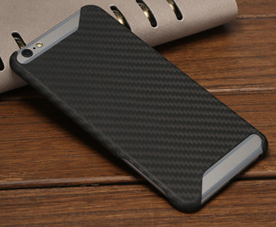high quality  hand made Carbon Fiber Phone Case
