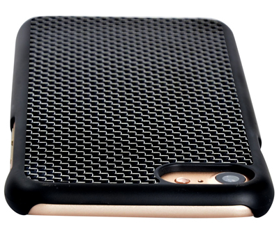 Professional production best selling Carbon fiber phone case for iphone7