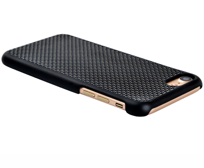 Carbon fiber phone case for iphone7