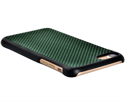 best selling brilliant quality Carbon fiber kevlar mobile phone case