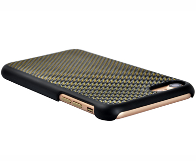 Popular 100% Real Carbon Fiber Mobile Phone Case