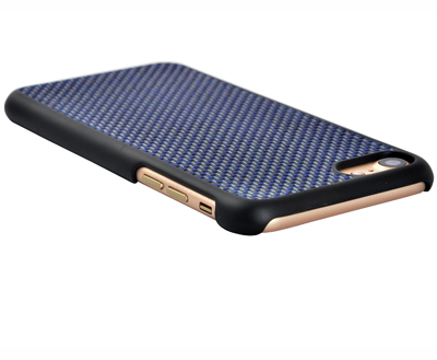 High Quality Popular 100% Real Carbon Fiber Mobile Phone Case